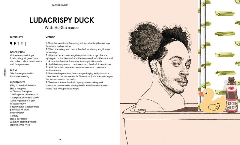 Ludacrispy Duck