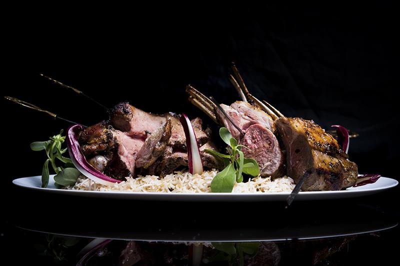 Malouf¹s Ouzi - Young Roasted Lamb