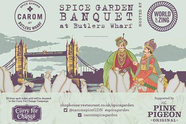 Carom Spice Banquet Web