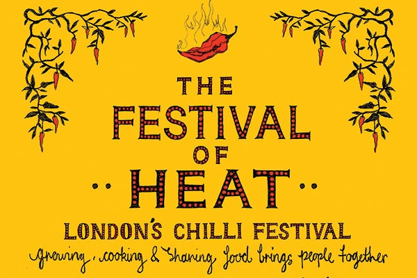 Festival of Heat Website
