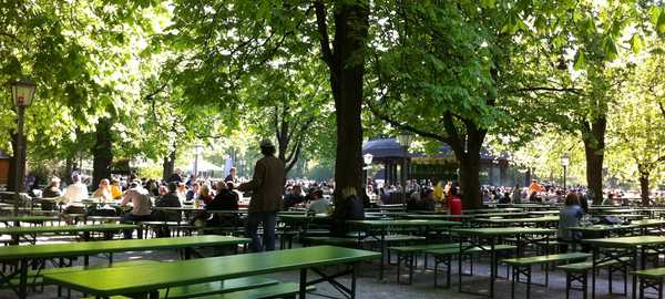 Biergarten am chinesischen turm things to do munich 41 600 270
