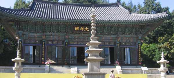 Bongeunsa temple things to do seoul 210 600 270