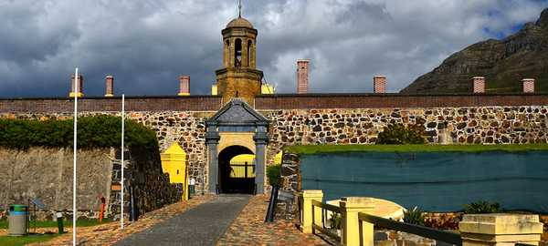 Castle of good hope things to do cape town 121 600 270