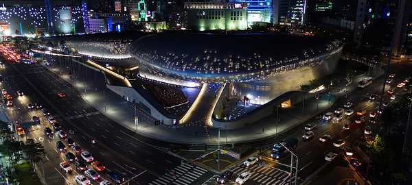 Dongdaemun design plaza things to do seoul 192 600 270