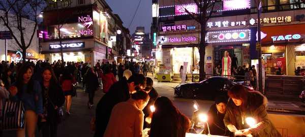 Hongdae things to do seoul 193 600 270