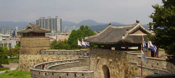 Hwaseong fortress things to do seoul 221 600 270