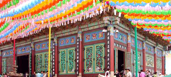 Jogyesa buddhist temple things to do seoul 202 600 270