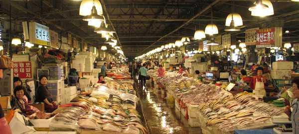Noryangjin fish market things to do seoul 194 600 270