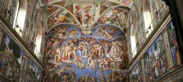 Sistine chapel things to do rome 174 600 270