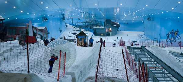 Ski dubai at the mall of the emirates things to do dubai 79 600 270