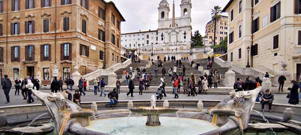 Spanish steps things to do rome 173 600 270