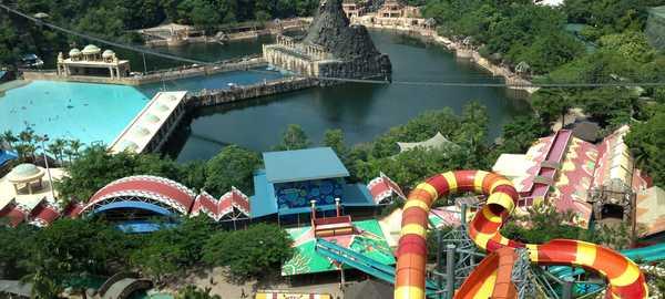 Sunway lagoon theme park things to do kuala lumpur 153 600 270