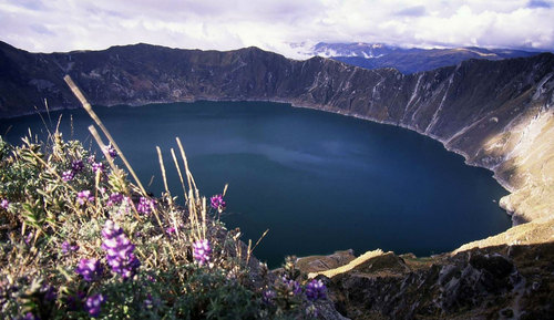 Photo of Quilotoa in the TripHappy travel guide