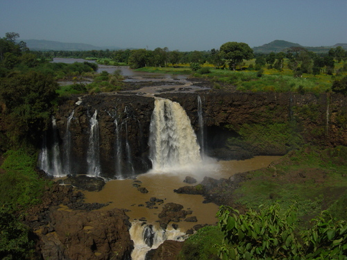 Photo of Blue Nile Falls in the TripHappy travel guide