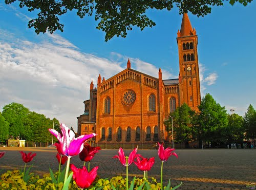 Featured medium photo of Potsdam on TripHappy's travel guide