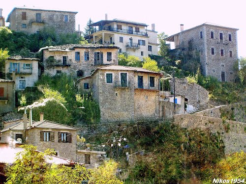 Featured medium photo of Dimitsana on TripHappy's travel guide