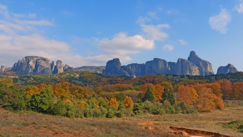 Photo of Meteora in the TripHappy travel guide