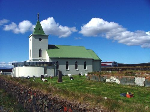 Photo of Reykjahlíð in the TripHappy travel guide