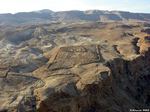 Photo of Masada National Park in the TripHappy travel guide