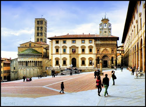 Photo of Arezzo in the TripHappy travel guide