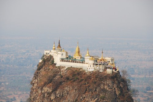 Featured medium photo of Mount Popa on TripHappy's travel guide