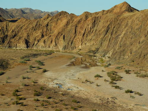 Featured medium photo of Fish River Canyon on TripHappy's travel guide