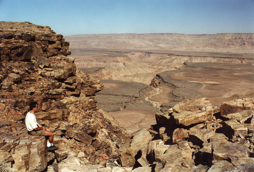Photo of Fish River Canyon in the TripHappy travel guide