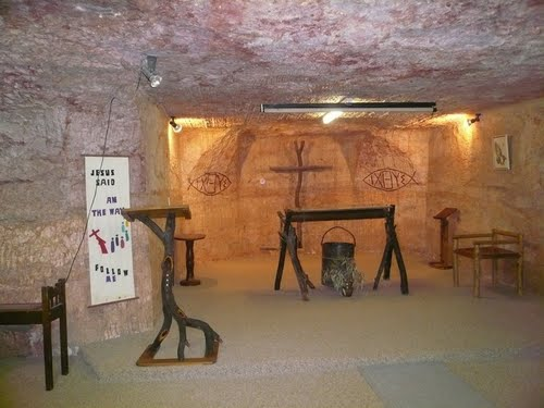 Featured medium photo of Coober Pedy on TripHappy's travel guide