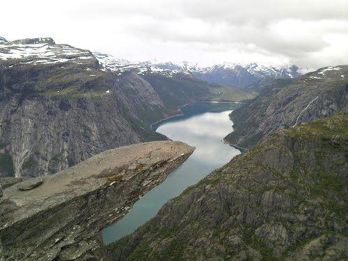 Featured medium photo of Trolltunga on TripHappy's travel guide