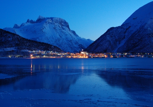 Photo of Åndalsnes in the TripHappy travel guide