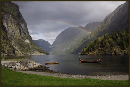 Photo of Gudvangen in the TripHappy travel guide