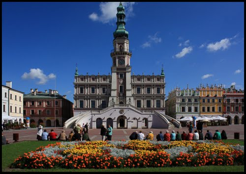 Featured medium photo of Zamosc on TripHappy's travel guide