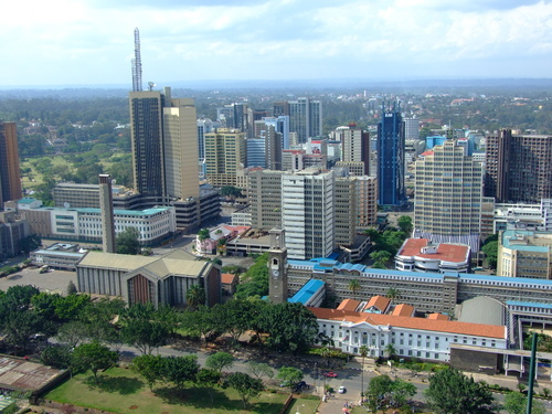 Featured medium photo of Nairobi on TripHappy's travel guide