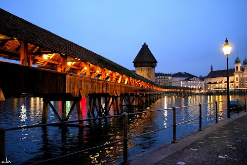 Featured medium photo of Lucerne on TripHappy's travel guide
