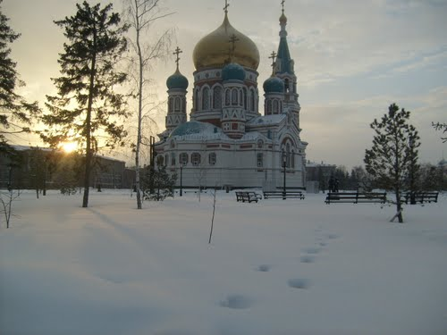 Featured medium photo of Omsk on TripHappy's travel guide