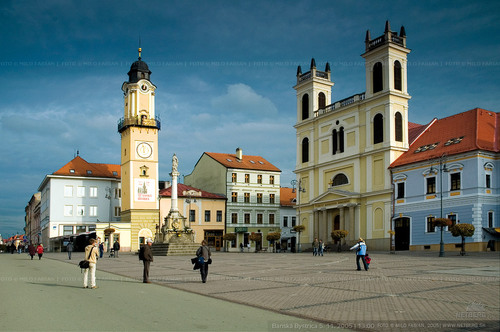 Photo of Banská Bystrica in the TripHappy travel guide