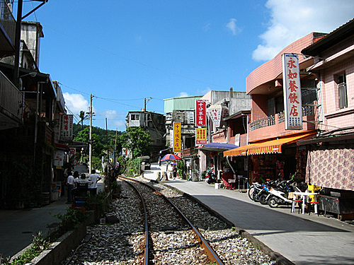 Photo of Shi Fen Old Street 十分老街 in the TripHappy travel guide
