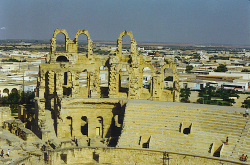 Photo of El Jem in the TripHappy travel guide
