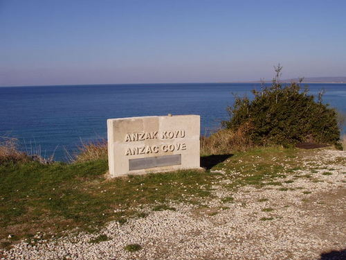 Featured medium photo of Anzac Cove on TripHappy's travel guide