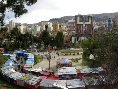 Photo of La Paz in the TripHappy travel guide