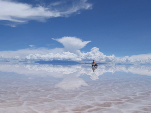 Featured medium photo of Uyuni Salt Flat on TripHappy's travel guide