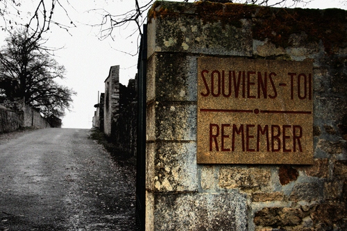 Photo of Oradour-sur-Glane in the TripHappy travel guide