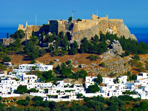 Featured medium photo of Lindos on TripHappy's travel guide