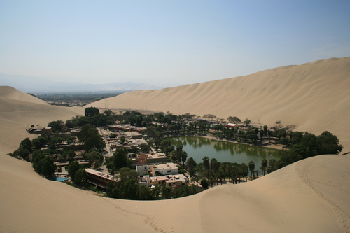 Featured medium photo of Huacachina on TripHappy's travel guide