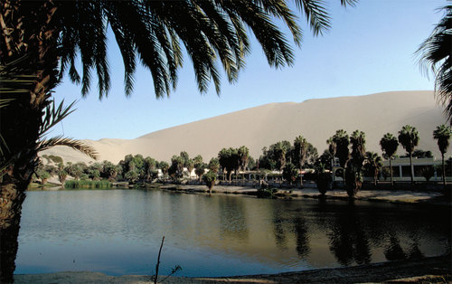 Photo of Huacachina in the TripHappy travel guide