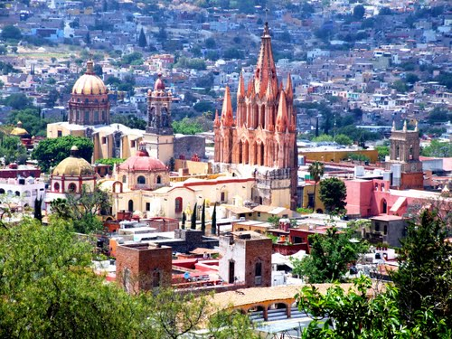 Photo of San Miguel de Allende in the TripHappy travel guide