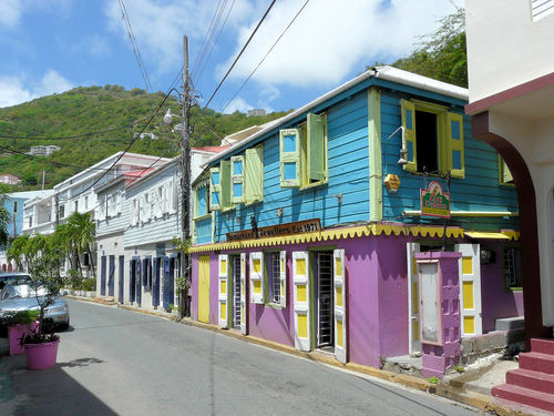 Photo of Tortola in the TripHappy travel guide
