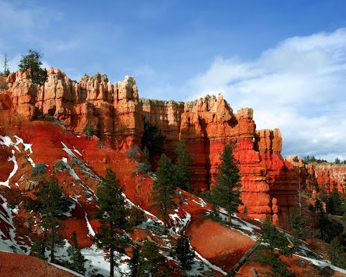 Photo of Bryce Canyon in the TripHappy travel guide