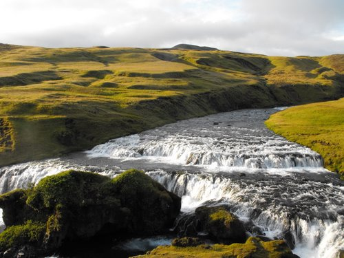 Featured medium photo of Skógafoss on TripHappy's travel guide