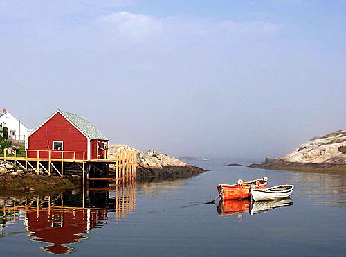 Featured medium photo of Peggys Cove on TripHappy's travel guide